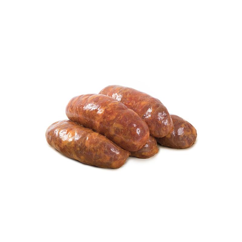 Chorizo criollo picante a granel