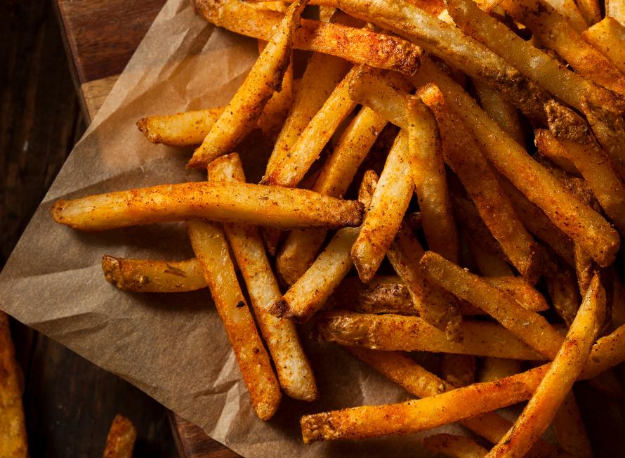 Sumamos papas fritas congeladas a nuestro portafolio de productos.