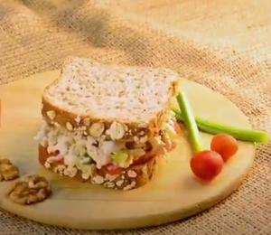 Sanwich de Pavo