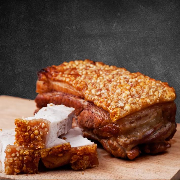 Porkbelly receta