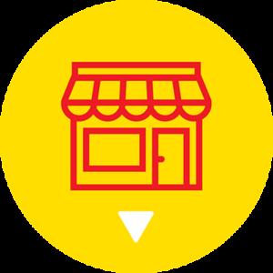 Icon tienda