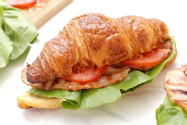 sandich de croissant - sofía
