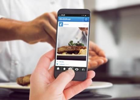 Captura tu receta desde tu teléfono - sofía