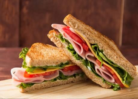 La presentación de tu sandwich cuenta mucho - sofía